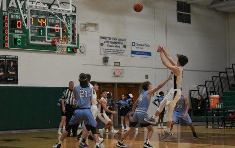 Gallery: Varsity boys basketball outshoots Bombers, JV falls short