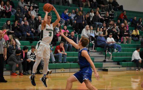 Gallery: Boys basketball wins on Senior Night, fundraises for St. Jude