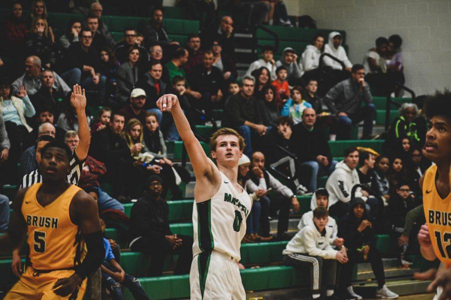 Gallery: Varsity boys basketball falls short to rivals