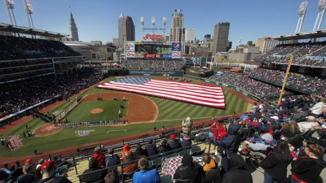 "The Indians home opener, scheduled for March 26, will now be rescheduled.  According to the Indians press release, ""The Indians are prioritizing health during this time, as the game has taken a backseat to the safety of their players and staff."""