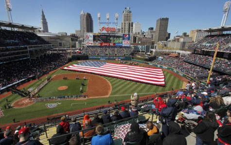 The Indians home opener, scheduled for March 26, will now be rescheduled.  According to the Indians press release,