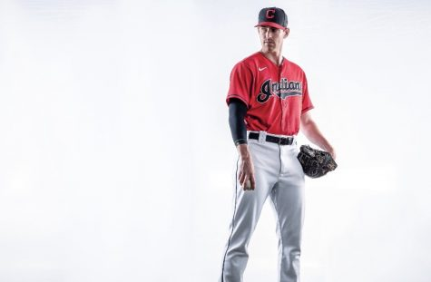When the Major League season starts, Shane Bieber will lead the Indians