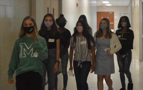Gallery: Freshmen attend orientation, adjust to campus