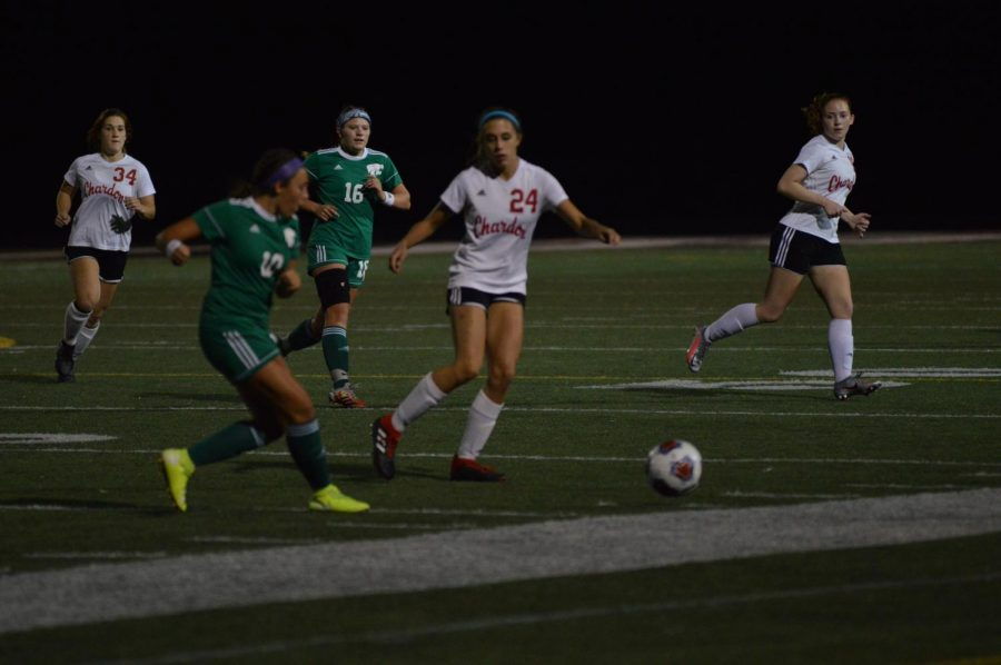 Gallery: Girls soccer takes down Hilltoppers