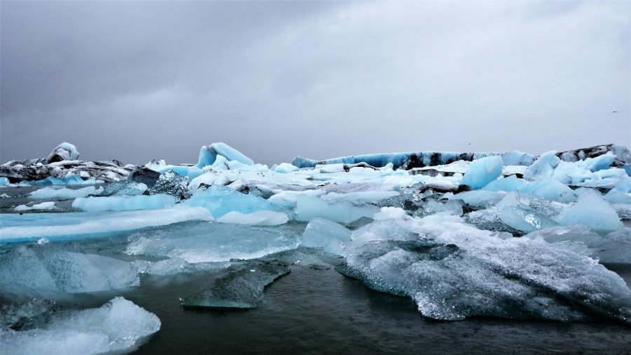 Melting glaciers are just one indicator that climate change is happening.