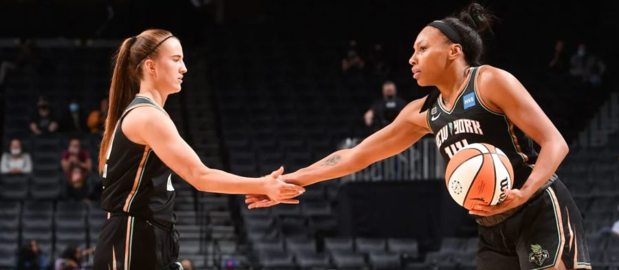 The New York Liberty have played well to begin the WNBA season, as theyre now 5-1.