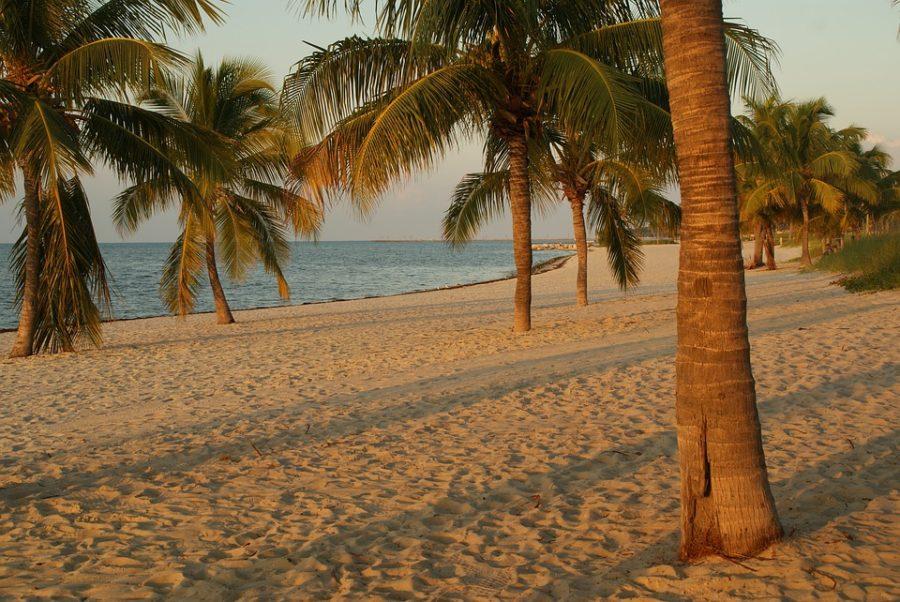 English teacher Jennifer Cioffi has hopes to make it down to the Florida Keys.