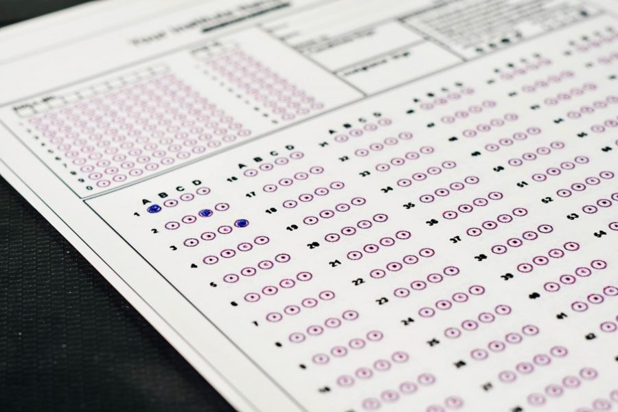 The PSAT will take nearly three hours to complete on Wednesday.